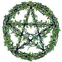 pentagon wreath