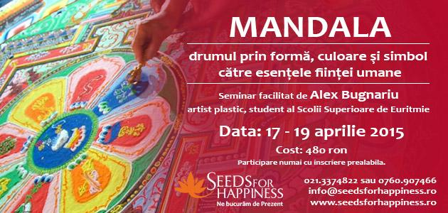 atelier mandale seedsofhappiness - APRIL 2015